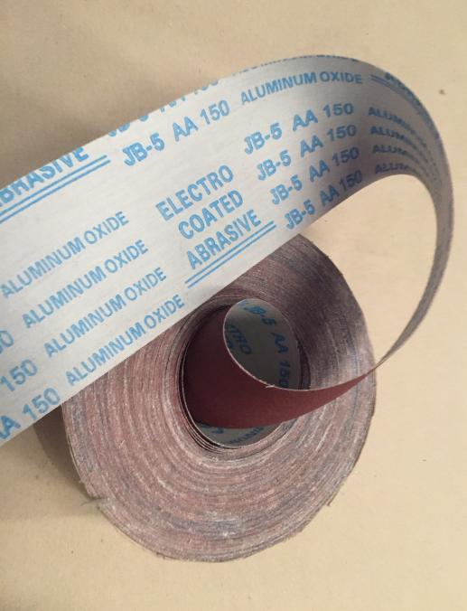 ผ้าทรายม้วนนิ่ม Sharpness JB5 (Electro coated)
