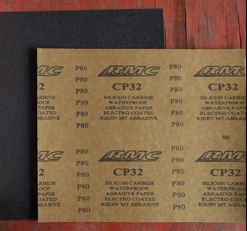 กระดาษทรายน้ำ/ ขัดแห้ง RMC CP32