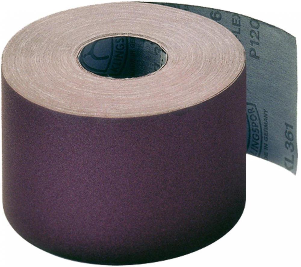 ผ้าทรายม้วน Klingspor KL361