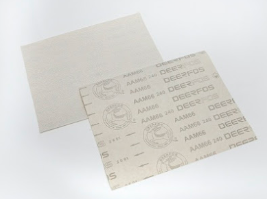 กระดาษทรายขัดแห้ง DEERFOS AAM66 9นิ้วx11นิ้ว เกาหลี