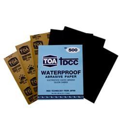กระดาษทรายน้ำ TOA รุ่น TDCC