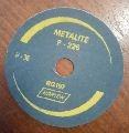 กระดาษทรายกลม NORTON metalite f226 4นิ้ว เบอร์36