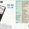 KEW ANALOGUE MULTIMETERS  Model 1109