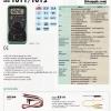 KEW DIGTAL MULTIMETERS 1011/1012