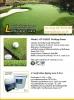 หญ้าเทียม แต่งสวน Landscape Grass Model: GT-G1018 Putting Green